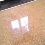 Ricostruzione pavimento graniglia